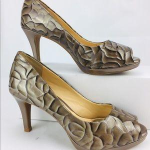 Alex Marie Women's Size 8.5M Patent Leather 3D